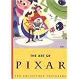 The Art of Pixar: 100 Collectible Postcards ~ Pixar Animation Studios