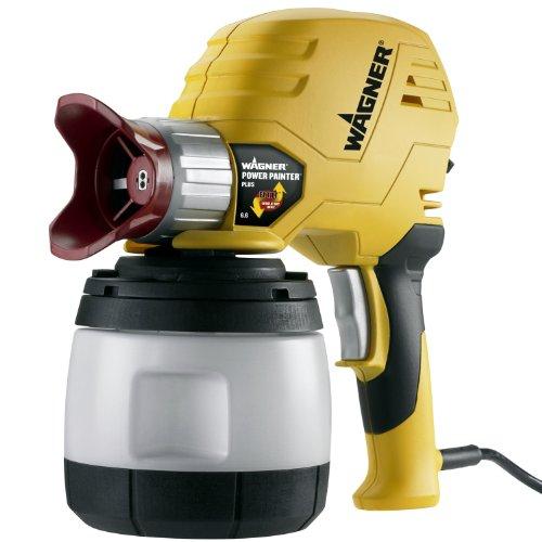 Wagner 0525027 Power Painter Plus with EZ Tilt 6.6 GPH handheld paint sprayer
