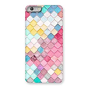 Gorgeous Rock Pattern Multicolor Back Case Cover for Micromax Canvas Knight 2