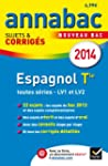 Annales Annabac 2014 Espagnol Tle LV1...