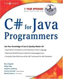 img - for C# for Java Programmers book / textbook / text book