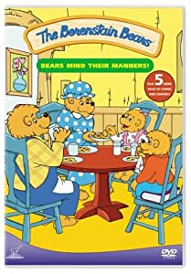 The Berenstain Bears: Bears Mind Their Manners!