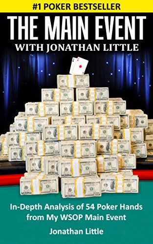 The Main Event With Jonathan Little by Jonathan Little ebook deal