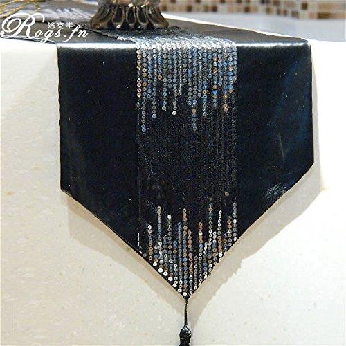 locke-la-banque-hsbc-de-paillettes-de-tableau-indicateur-de-lit-le-drapeau-de-tissu-imitation-cuir-n