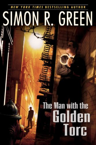 The Man with the Golden Torc (Secret Histories, Book 1)