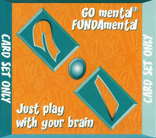 Go Mental FUNDAmental Card Set Only
