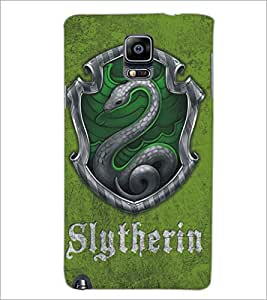PrintDhaba Snake D-5123 Back Case Cover for SAMSUNG GALAXY NOTE 3 (Multi-Coloured)