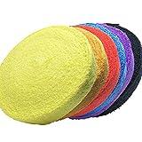 タオル グリップ ロール 10m バドミントン テニス ラケット 8色から選べます (桃色(ピンク))