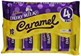 Cadbury Dairy Milk Caramel Bar 154 g (Pack of 15)
