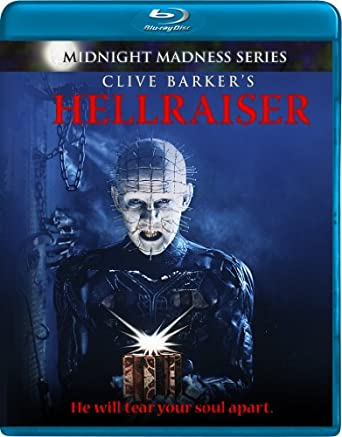 Hellraiser (Midnight Madness Series) [Blu-ray]