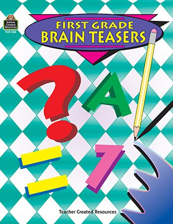 First Gr Brain Teasers - 1