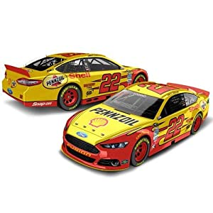 Buy Action Racing Collectibles 2013 1:24 Joey Logano #22 Shell Fusion by Action