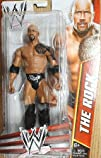 WWE Classics Signature Series The Rock Action Figure