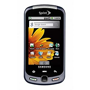 Samsung Moment M900 Android Phone (Sprint)