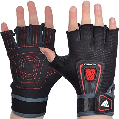 Adidas ClimaCool Gym Gloves - Black from adidas