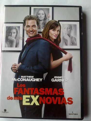 LOS FANTASMAS DE MIS EX NOVIAS (DVD)