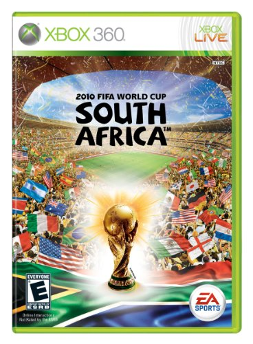 2010 Fifa World Cup South Africa front-257382