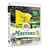 New Electronic Arts Tiger Woods Pga Tour 12 The Masters Simulation Game Multiplayer Supports Ps3