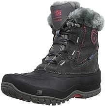 Karrimor Womens Snowfur III Ladies Weathertite Snow Boots