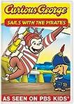 Curious George Sails W/Pirates