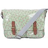 Verdon Rose A4 designer vintage handbag cross body satchel messenger bag