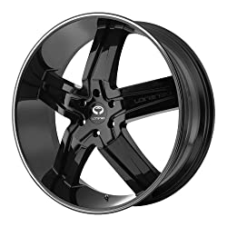20×8.5 Lorenzo WL30 (Gloss Black) Wheels/Rims 5×115 (WL03028515318)