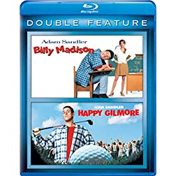 Billy Madison / Happy Gilmore Double Feature [Blu-ray]