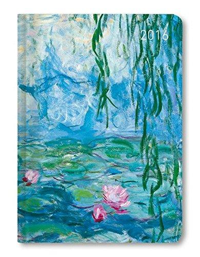 Alpha Edition 160785 Ladytimer Monet Agenda Settimanale 2016 107 X 152 cm 192 Pagine PDF