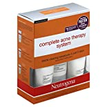 Neutrogena Acne Therapy System, Complete, 1 system