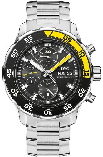 IWC Aquatimer Chronograph Mens Watch IW3767-08