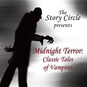 Midnight Terror: Classic Tales of Vampires Audiobook