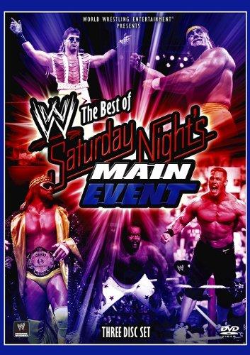 WWE ベスト・オブ・サタデー・ナイト・メイン・イベント [DVD]