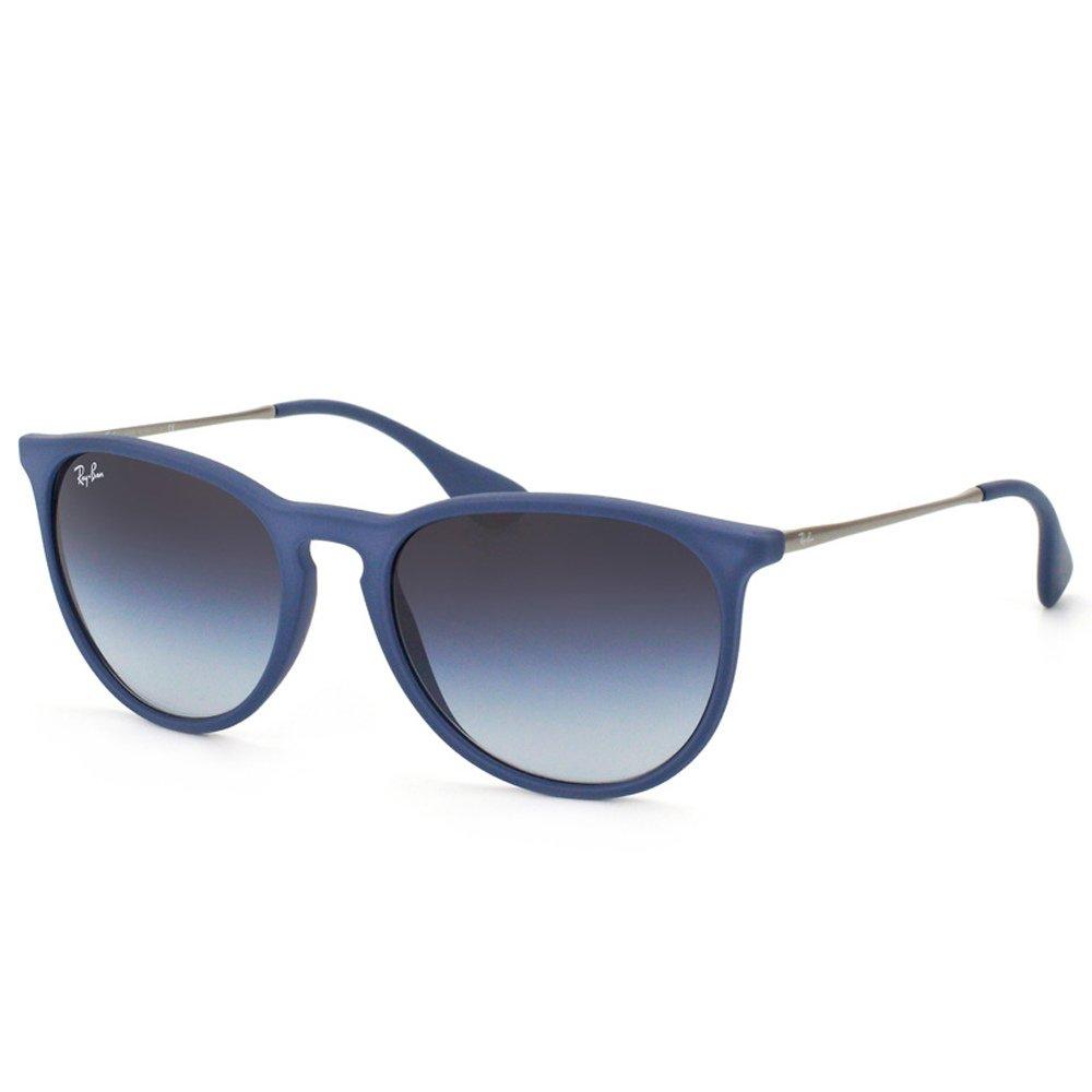Gafas de Sol Ray-Ban RB4171 Erika 6002/8G- Marco Azul oscuro ...