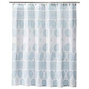 Mudhuttm Bindi Shower Curtain Home Kitchen