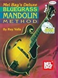 Image of Mel Bay's Deluxe Bluegrass Mandolin Method