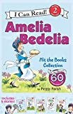 img - for Amelia Bedelia I Can Read Box Set #1: Amelia Bedelia Hit the Books Collection (I Can Read Level 2) book / textbook / text book