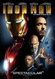 Iron Man (Widescreen) (Bilingual)