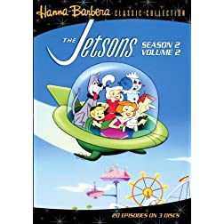 The Jetsons: Season Two, Volume Two (3 Discs)