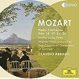 Mozart: Piano Concertos Nos.14, 17, 21 & 26