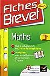 Fiches Brevet Maths 3e: Fiches de cou...