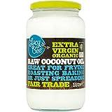 Lucy Bee Extra Virgin Organic Raw Fairtrade Coconut Oil 1 Litre