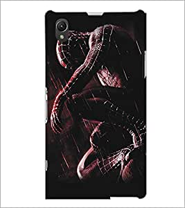 SONY XPERIA Z1 SUPERHERO Designer Back Cover Case By PRINTSWAG