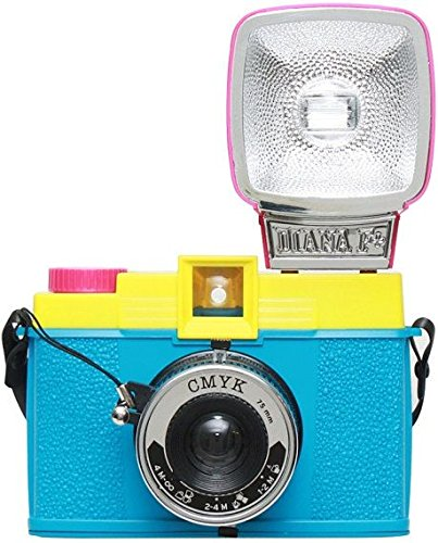 Lomography Diana F+ CMYK Edition Medium Format Camera