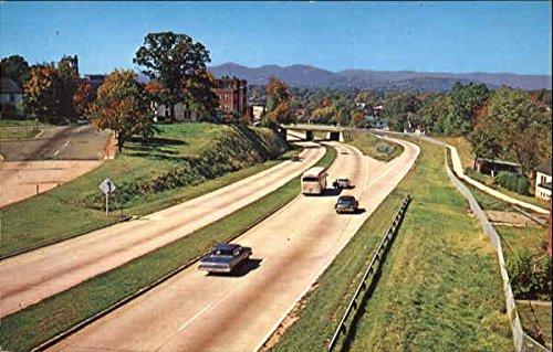 Expressway in West Asheville, North Carolina