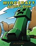 Minecraft Activity Book: Fun Mazes, C...