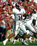 Sam Bradford Signed Autographed Oklahoma Sooners Heisman 8x10 Photo - COA - Mint Condition
