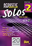 Acoustic Pop Guitar Solos Solf. & Tab Vol.2 CD