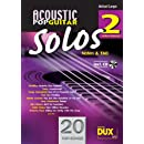 Acoustic Pop Guitar Solos Solf. & Tab Vol.2 CD