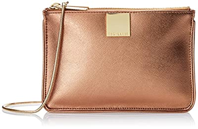 Ted Baker Zip Hatch Cross-Body Bag