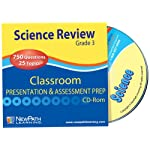 NewPath Learning Science Interactive Whiteboard CD-ROM, Site License, Grade 3